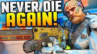 How to NEVER DIE AGAIN in Black Ops 3 - TIPS & TRICKS - [Call of Duty] Gameplay