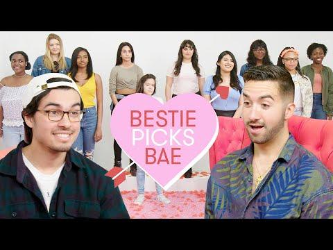I Let My Best Friend Pick My Girlfriend: Marcelo | Bestie Picks Bae