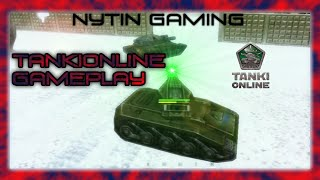 Nytin Gaming | Tanki Online Gameplay