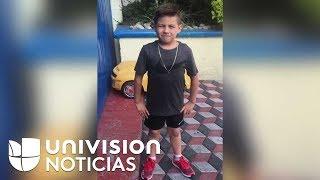 Entre la vida y la muerte se debate Leo Farías, niño sacado de entre los escombros en escuela Rébsam