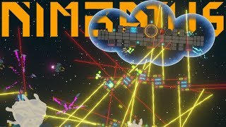 Nimbatus - The Drone Death Factory! - Building A Drone That Builds More Drones - Nimbatus Gameplay