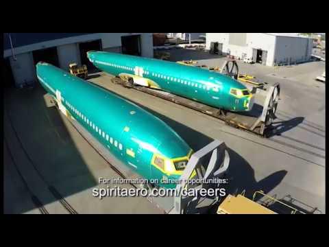 Spirit AeroSystems is hiring