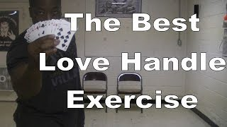 How To Lose Love Handles Fast With a Deck of Cards