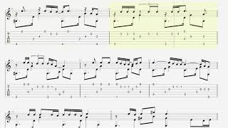 Hotel California Fingerstyle Guitar TAB.mp3