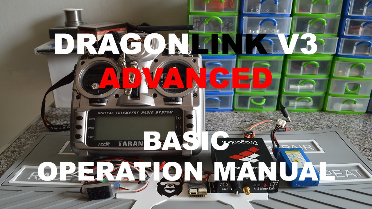 First Look Advanced Dragon Link V3 - YouTube