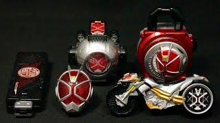 平成仮面ライダー レジェンドライダーアイテムズ ウィザード編 Heisei Kamen Rider Legend Rider Item's Wizard ver. thumbnail
