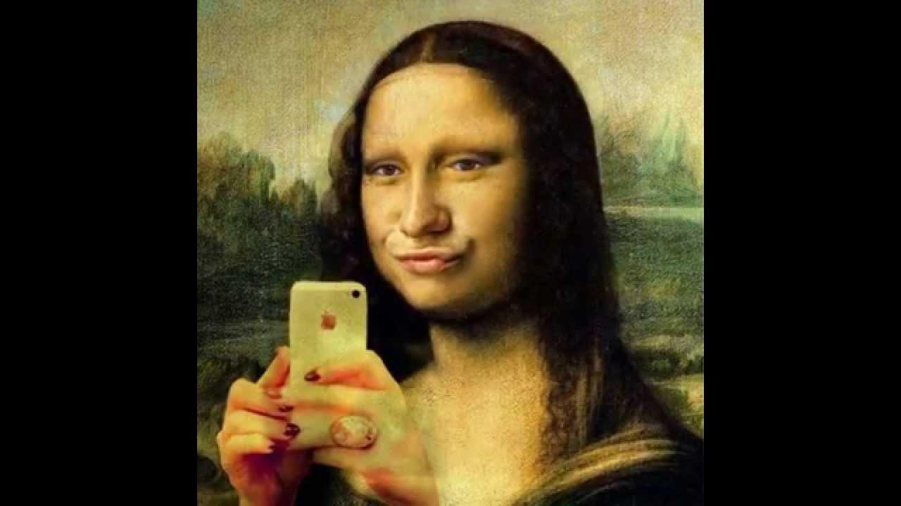 леонардо да винчи мона лиза джоконда фото