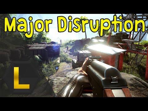 Major Disruption! - Islands of Nyne (Alpha)