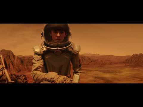Космос между нами второй дублированный трейлер