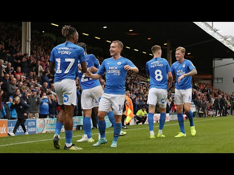 HIGHLIGHTS | Posh V Lincoln City
