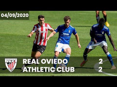 RESUMEN I Real Oviedo 2-2 Athletic Club I LABURPENA