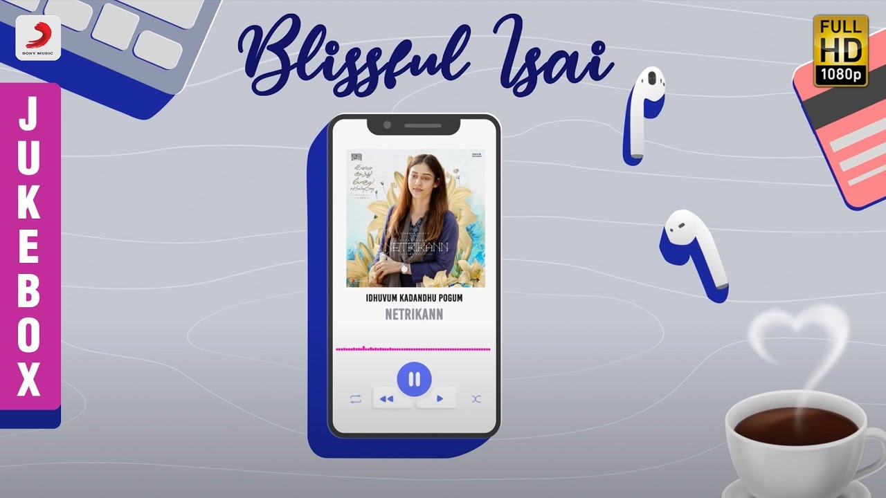 Blissful Isai -Jukebox | Latest Tamil Songs 2021 | Tamil Hit Songs | Music Heals