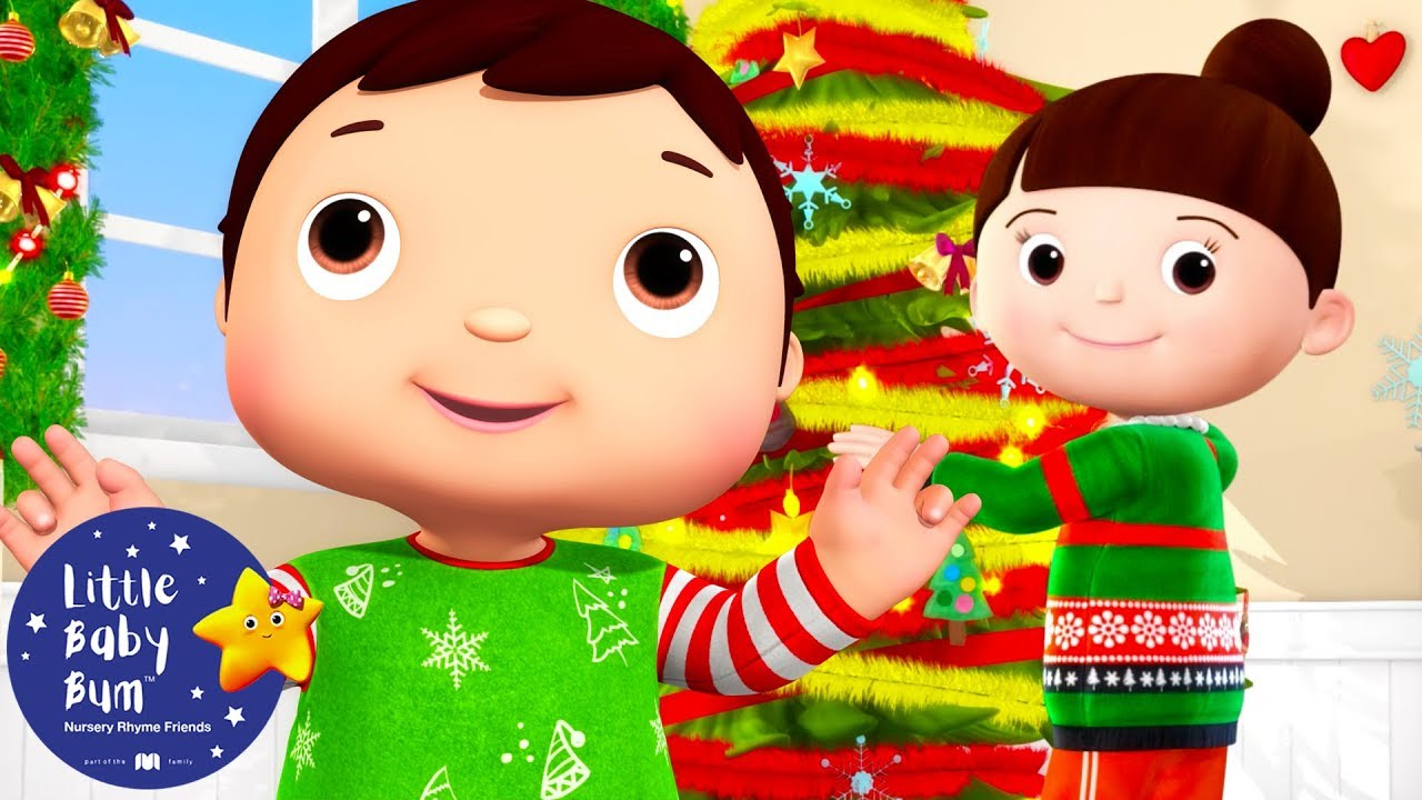 Finger Family | Christmas Special | Baby Songs | +More Nursery Rhymes | Little Baby Bum