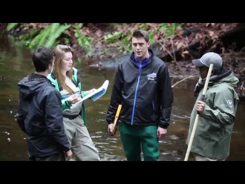 Fisheries And Aquaculture Program At Vancouver Island University