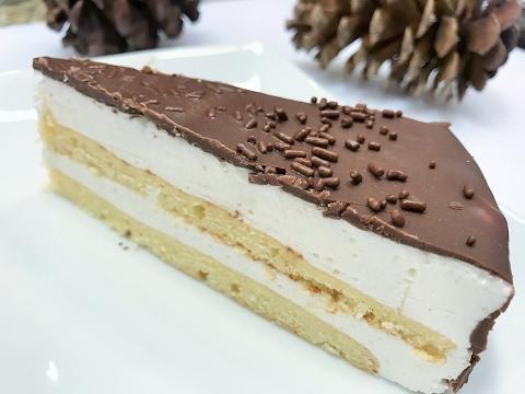 Торт ПТИЧЬЕ МОЛОКО - нежное суфле. Мастер- класс. Birds Milk Cake.