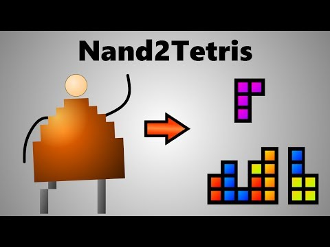 Nand2Tetris StudyAlong - Hack ALU Design