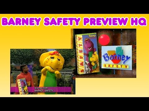 (hq)-barney-safety-preview