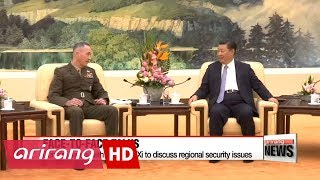 U.S. general says war with North Korea would be 'horrific'