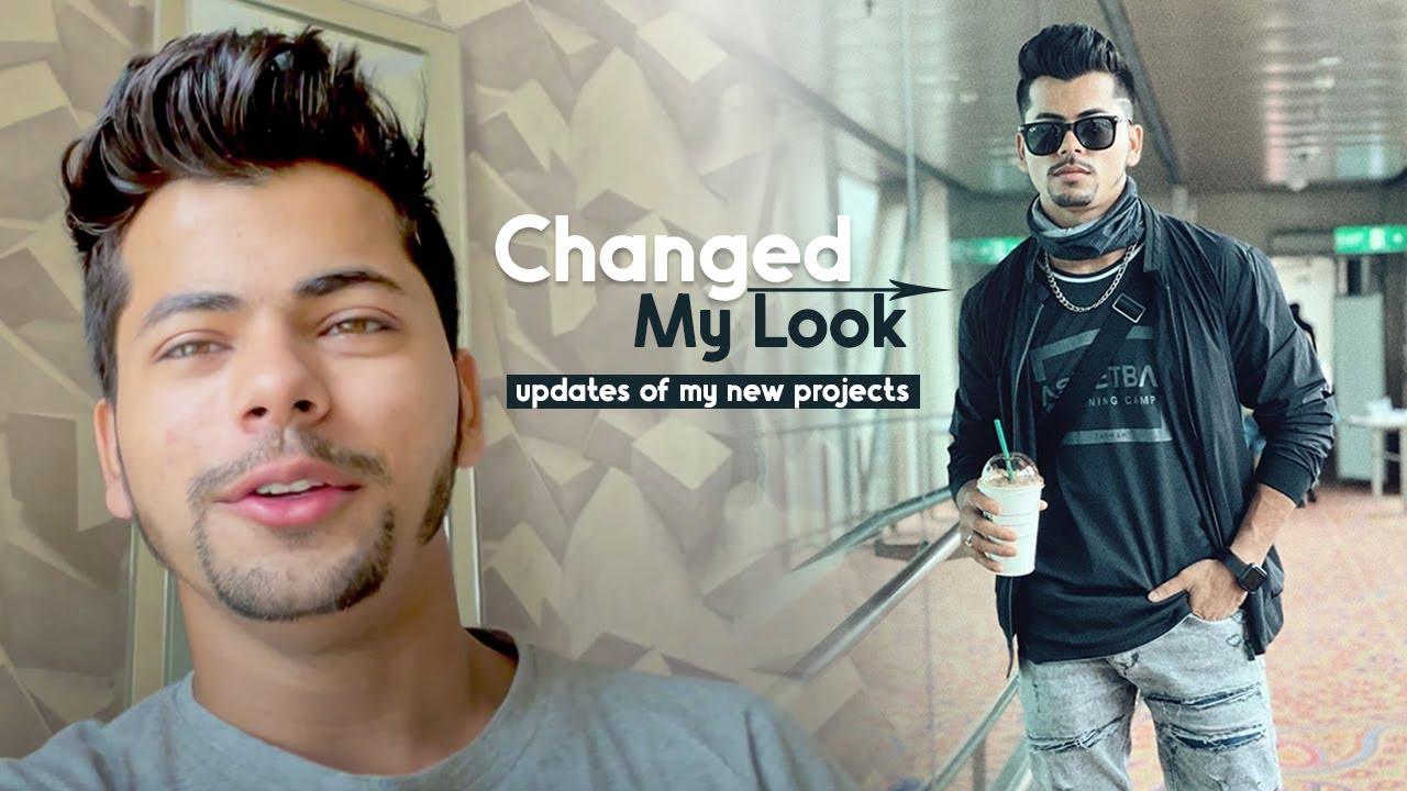 Changed My Look | Siddharth Nigam