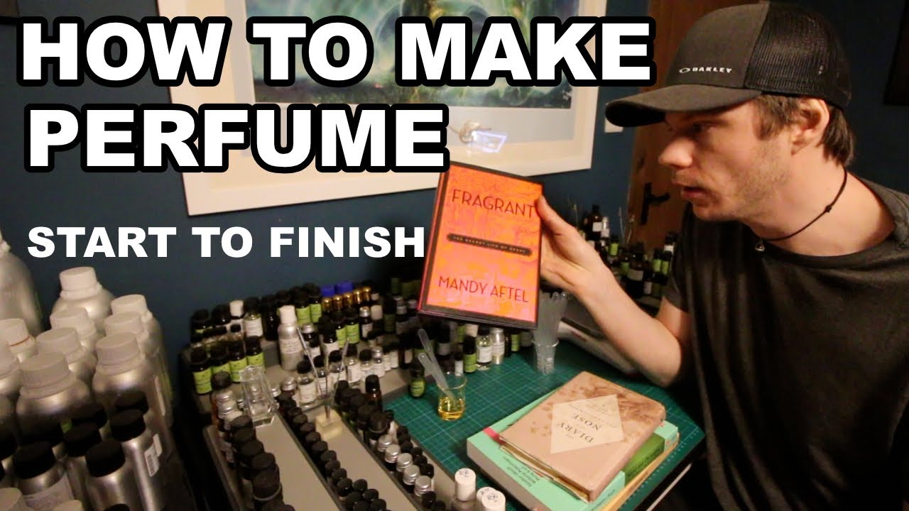 Download How to Make Perfume Start to Finish