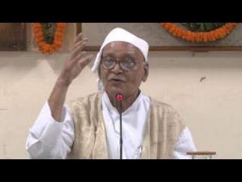 Krishna Nath at Gandhi Peace Foundation 3 of 5 - The Best Documentary Ever