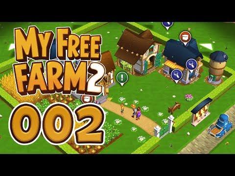 My Free Farm 2 #002: Farmer Schilling Am Vormarsch | MyFreeFarm2 Gameplay