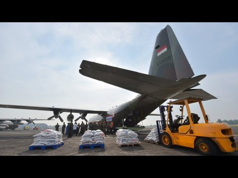 Индонезия отправила гуманитарную