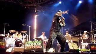 "LEROY SMART ""I Am The Don"" Garance Reggae Festival, France 2012"