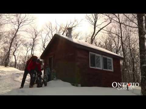 Outdoor Ontario - Experience Snowshoeing
