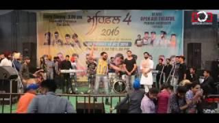 Harsimran, parmish verma & satpal desi crew live performance || mehfil 4 || attizm