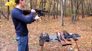 Охолощенное оружие (АКМС, ПМ, ТТ, мосина, скс. ВПО-925)