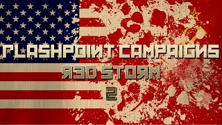 "Flashpoint Campaigns: Red Storm - ""Head On"" Turns 1 - 4"