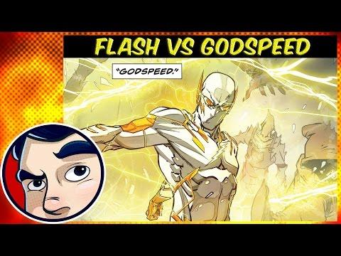 Flash Flash Vs Godspeed - Rebirth Complete Story
