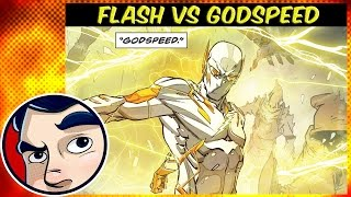 "Flash ""Flash Vs Godspeed"" - Rebirth Complete Story"