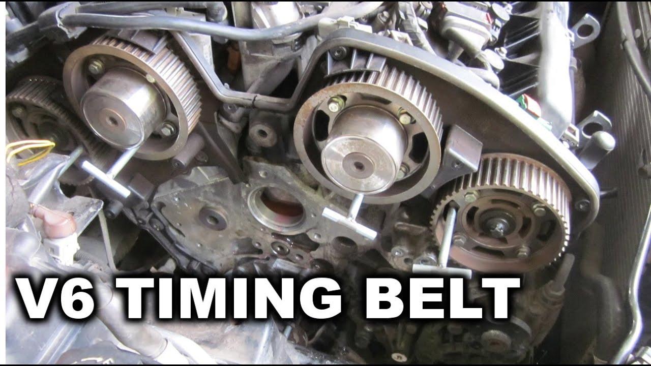 2003 accord belt diagram peugeot 406 v6 changing timing    belt    youtube  peugeot 406 v6 changing timing    belt    youtube