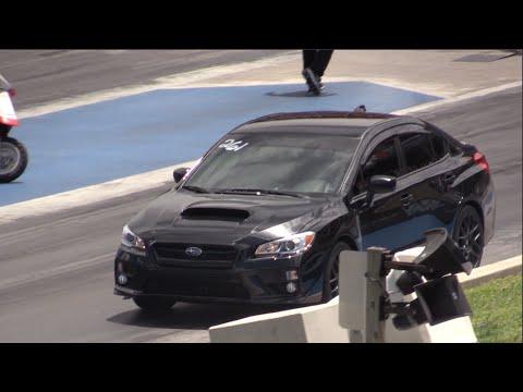 2015 Subaru WRX vs EVO 8