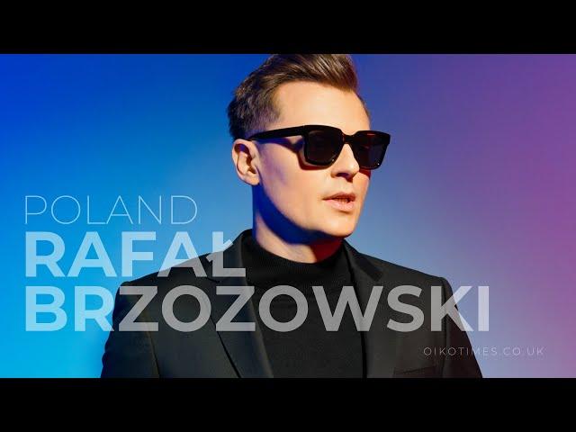 OIKOTIMES 🇵🇱 RAFAŁ BRZOZOWSKI INTERVIEW | EUROVISION 2021