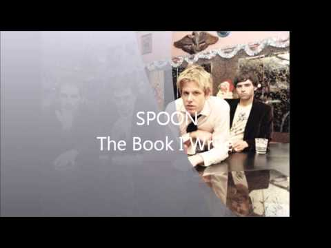 Spoon The Book I Write