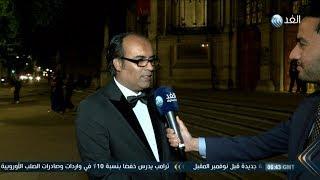 يوم جديد   لقاء خاص مع العراقي أحمد سعداوي بعد فوزه بجائزة البوكر العالمية