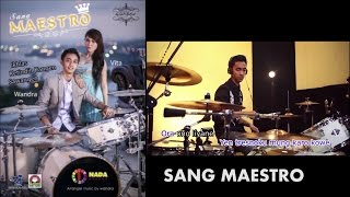 Telah Beredar Album SANG MAESTRO - Wandra_Sawangen 2016