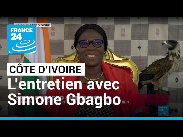 Exclusif - Simone Gbagbo :