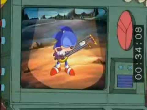 Sonic Underground - Episode 29 music (The Mobius Stomp)