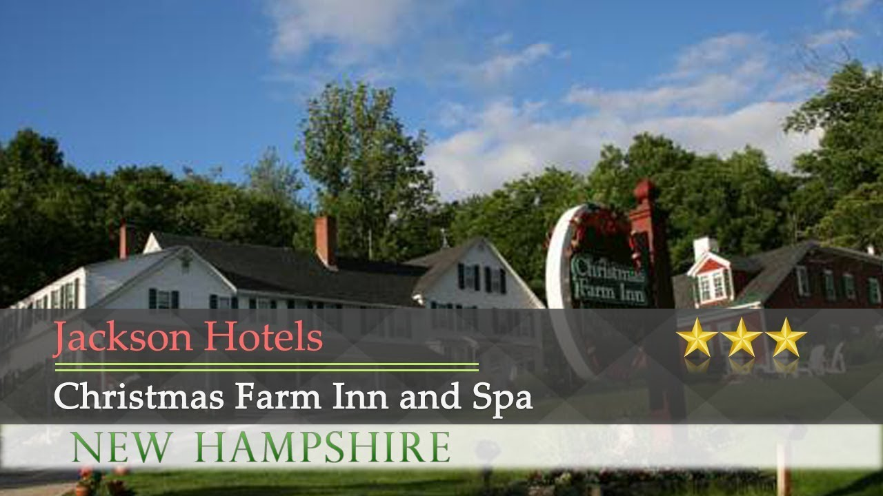 christmas farm inn and spa jackson hotels new hampshire