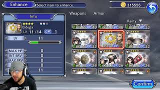 How to Obtain Armor Tokens & Artifacts!!! Dissidia Final Fantasy Opera Omnia