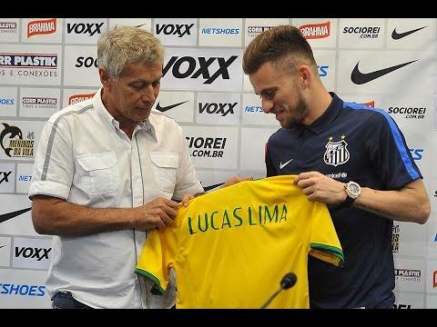 Lucas Lima | COLETIVA (13/08/15)
