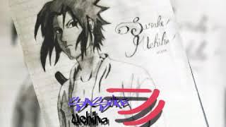 Gambar Sasuke Uchiha(ŵļðń)