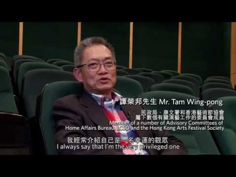 HK Phil's Ring Cycle begins: Interview with Mr. Tam Wing Pong