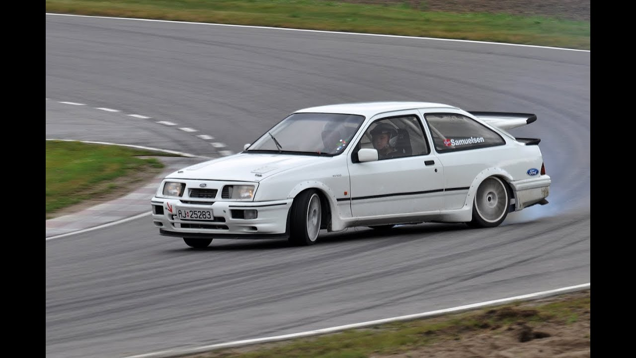 city car driving ford sierra rs 500 cosworth test drive. Black Bedroom Furniture Sets. Home Design Ideas