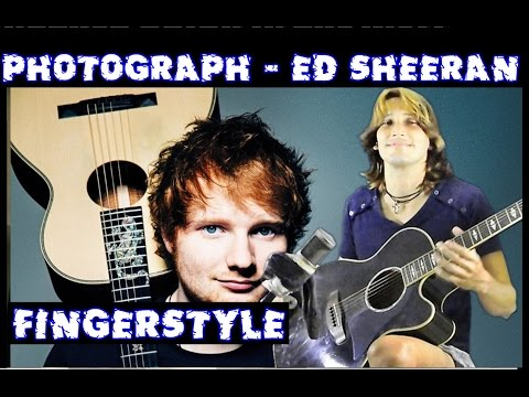 Guitar guitar tabs photograph : Ed Sheeran - Photograph (Fingerstyle Guitar - TAB FREE) acoustic ...
