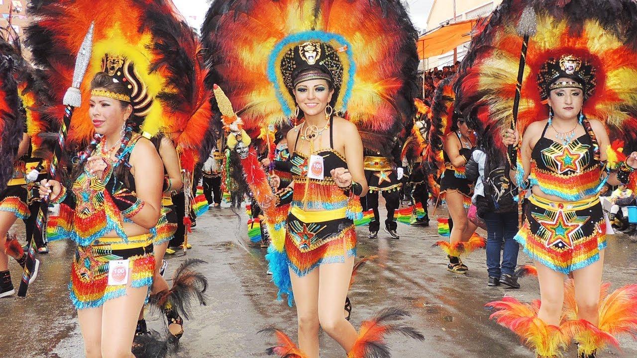 Resultado de imagen para carnaval de oruro tobas